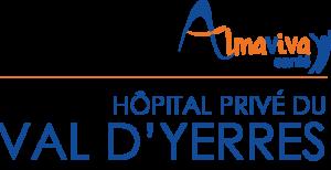 Logo hopital privé du Val d'Yerres